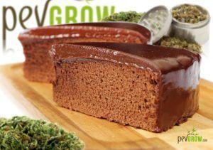 Cómo hacer torta de marihuana y chocolate exquisita