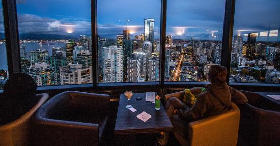 Restaurante de Vancouver
