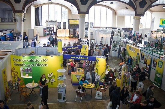 Cannafest Marijuana Fair presents in Prague