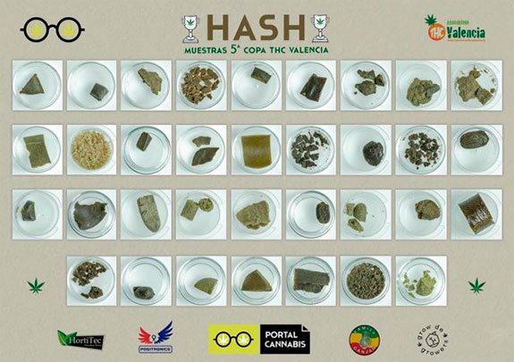 Cinquième édition de la THC Valencia Cup 31 janvier 2015 Hash