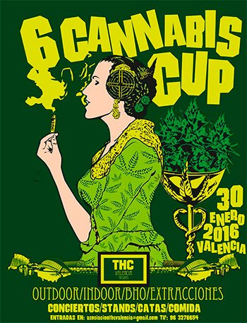 Sixth edition of the THC Valencia Cup 30 January 2016