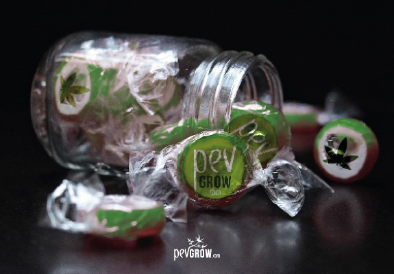 Recettes de bonbons au cannabis