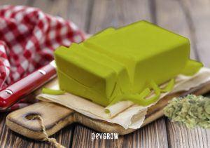 Marijuana's butter