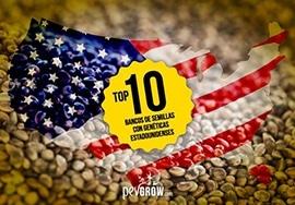 Los 10 mejores bancos con genéticas estadounidenses