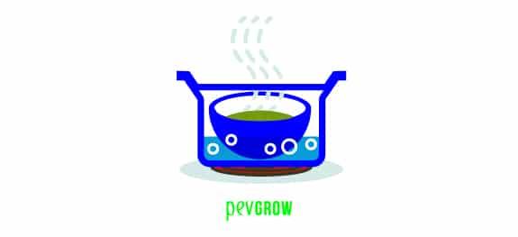 Cuando veas solo que queda un líquido verde oscuro, el solvente estará evaporado