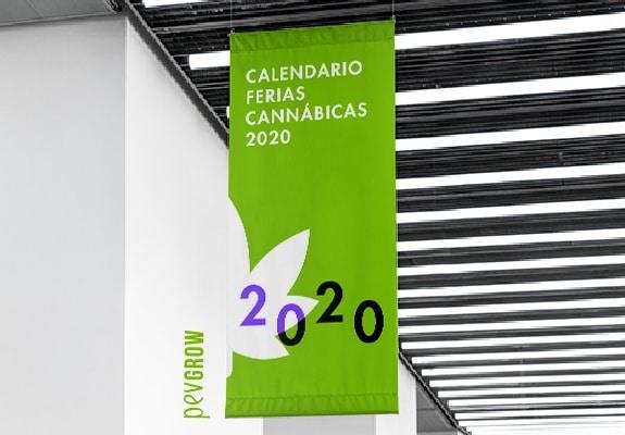 Las ferias de la marihuana de 2020