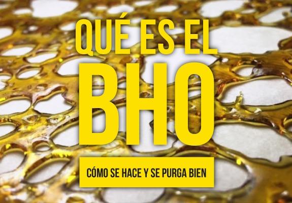 Imagen de la Textura del BHO