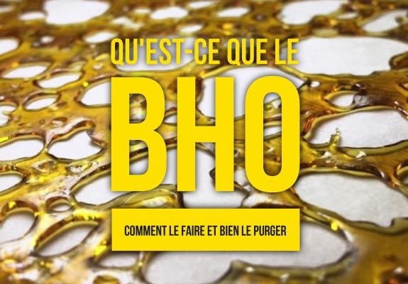 Image de texture BHO