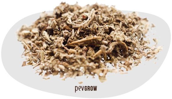 Imagen de las hierbas a las que llaman marihuana sintética*
