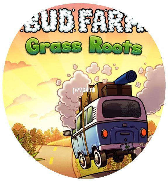 Imagen del juego de marihuana Pot Farm Grass Roots*