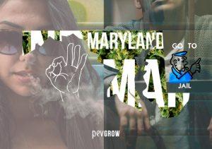 ¿Es legal la marihuana medicinal y recreativa en el estado de Maryland?