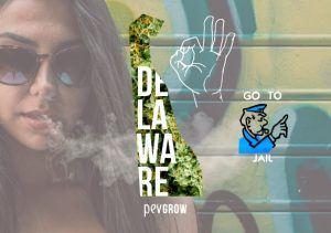 ¿Es legal la marihuana medicinal y recreativa en el estado de Delaware?