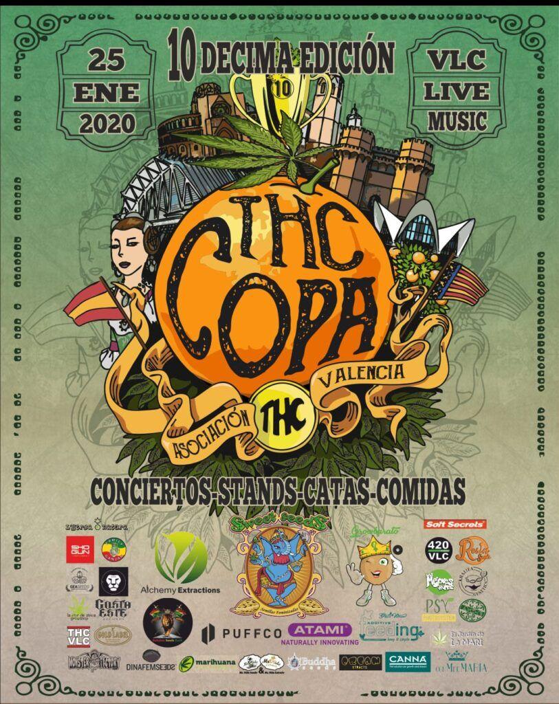 Dixième édition de la THC Valencia Cup 2020