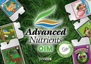 Nouvelle ligne d'engrais 100% bio Advanced Nutrients OIM