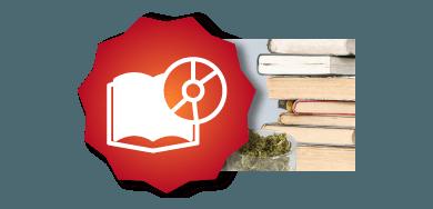 Dvd y libros