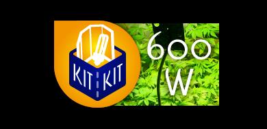 Kits de iluminación 600W