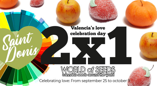World of Seeds Offer 2x1
