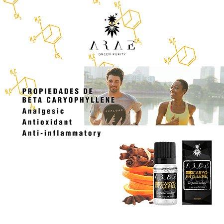 Beta Caryophyllene ARAE properties