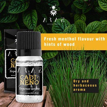 Cadinene ARAE flavor and aroma