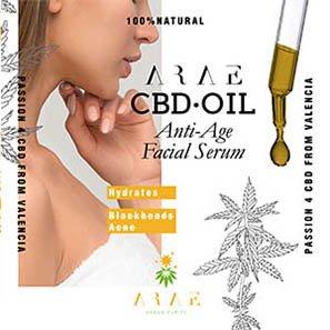 CBD Oil ARAE facial serum