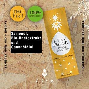 CBD-Öl ARAE THC frei