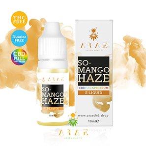 E-liquide ARAE CBD + Terpene Somango Haze