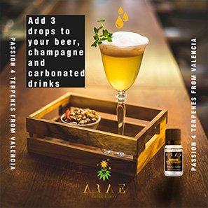 Gamma Terpinene ARAE drinks