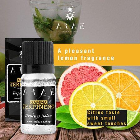 Gamma Terpinene ARAE flavor and aroma