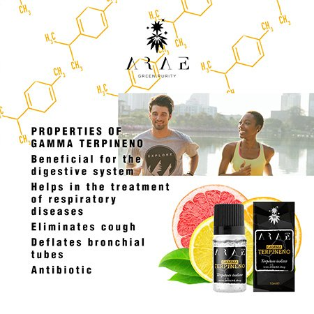 Gamma Terpinene ARAE properties