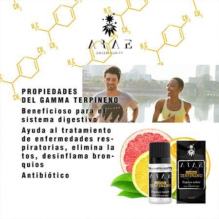 Gamma Terpineno ARAE propiedades
