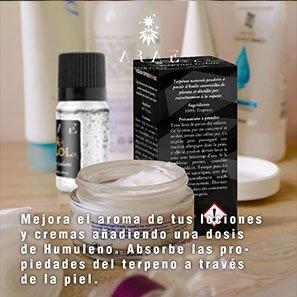 Humuleno ARAE cremas