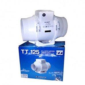 Extractor TT Vents de 125 mm.