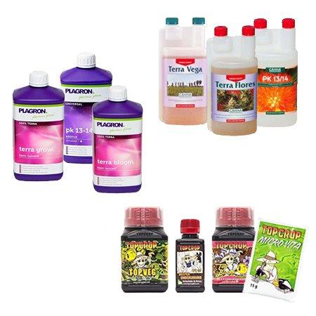 Pack fertilizantes