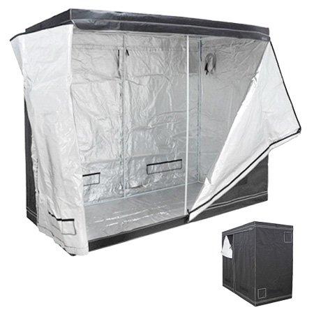 Armario de cultivo Pure Tent Vers 2.0 de 240 x 120 x 200 cm.