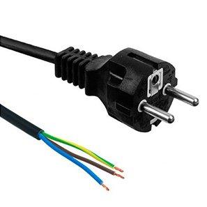 Cable de alimentación para el extractor