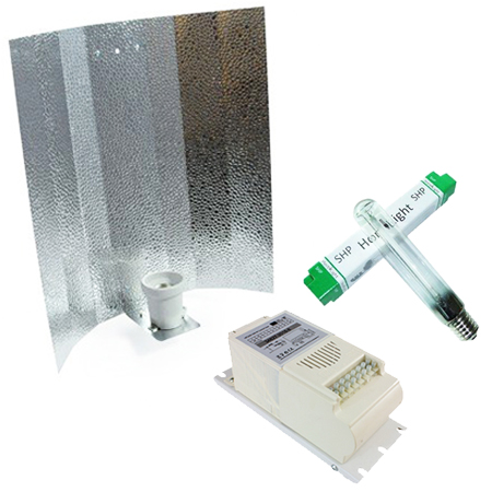 Kit de iluminación HPS de 250w