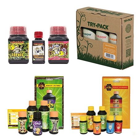 Pack fertilizantes