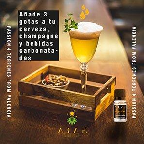 Mirceno ARAE bebidas