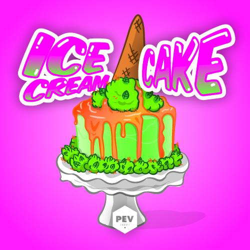 Gâteau à la crème glacée PEV Bank Seeds