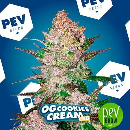 OG Cookies Cream CBD...