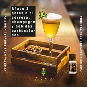 Valenceno ARAE bebidas