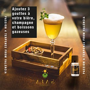 Valencène ARAE boissons