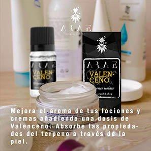 Valenceno ARAE cremas